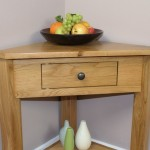 Small Coner Table with Drawer