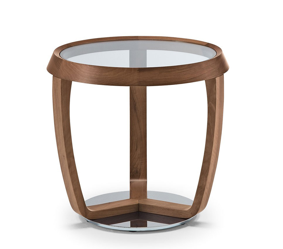 Small Round Coffee Table Gl Top Image And Description