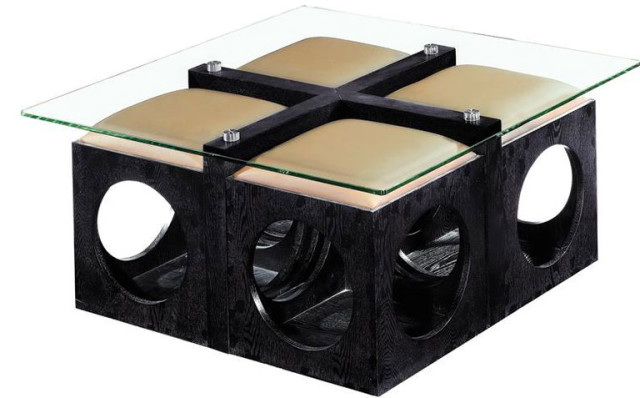 Square Ottoman Coffee Table Coffee Tables