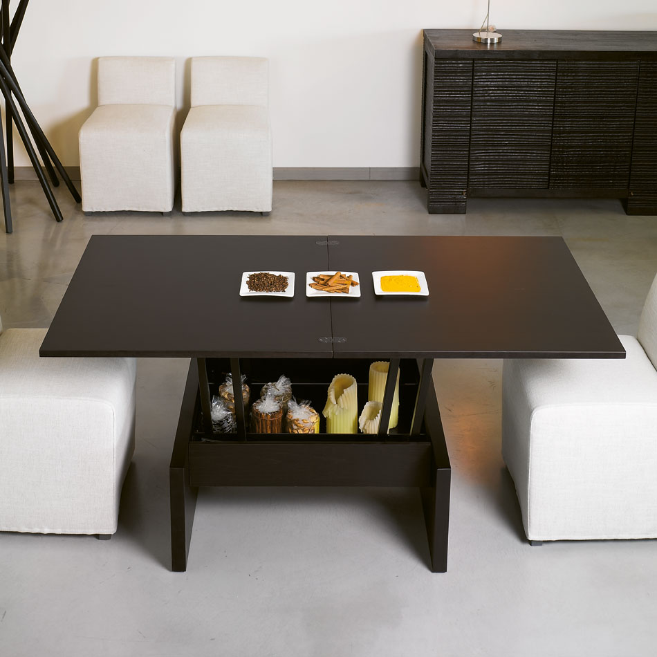 Strict Convertible Coffee Table