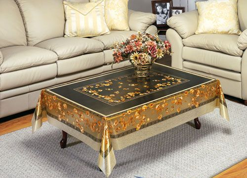 Tablecloth Coffee Table Cover Tables