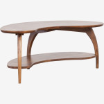 Tibro Dania Coffee Table with Shelf