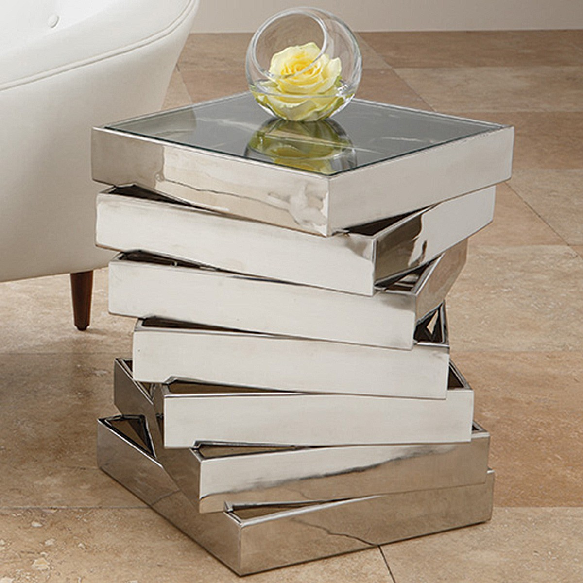 Unusual Small Coffee Table
