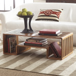 Wisteria Bungalow Coffee Table