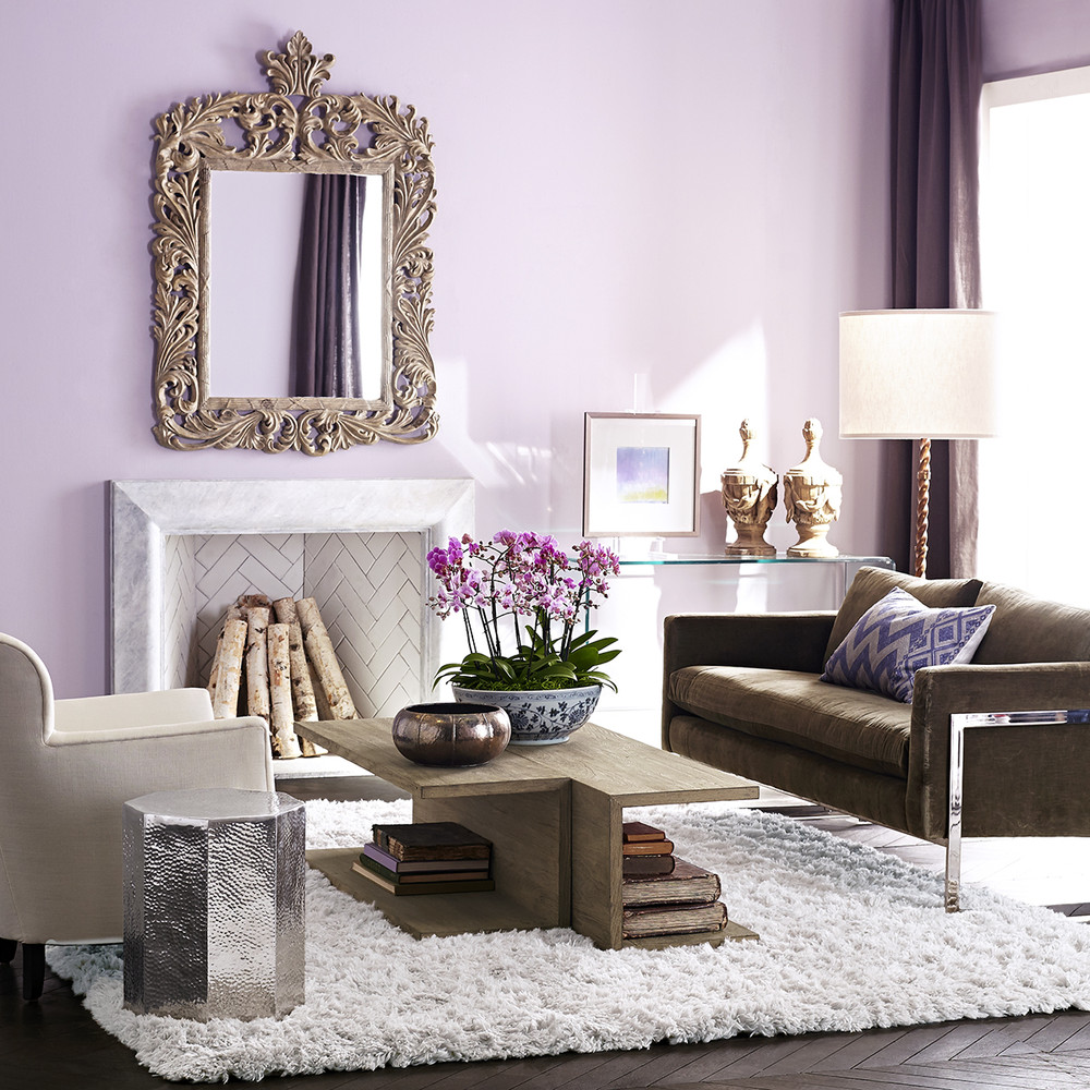 Wisteria Coffee Table Divided