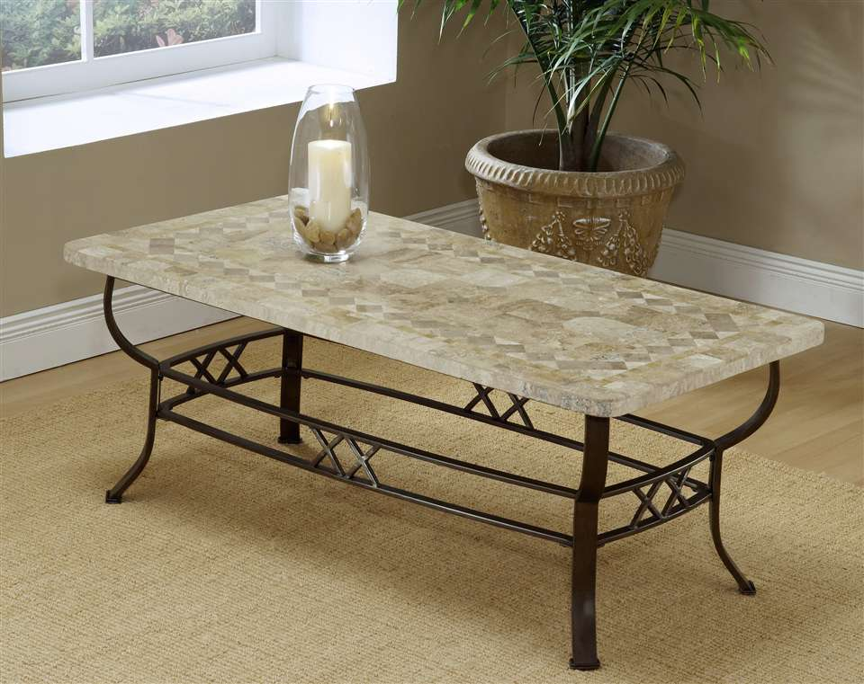ornate metal coffee tables Wrought Iron Coffee Table