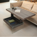 Folding Mini Transforming Coffee Table