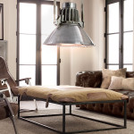 Restoration Hardware Gym Mat Coffee Table