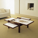 Space Saving Folding Coffee Table