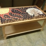 Beautiful Mosaic Coffee Table