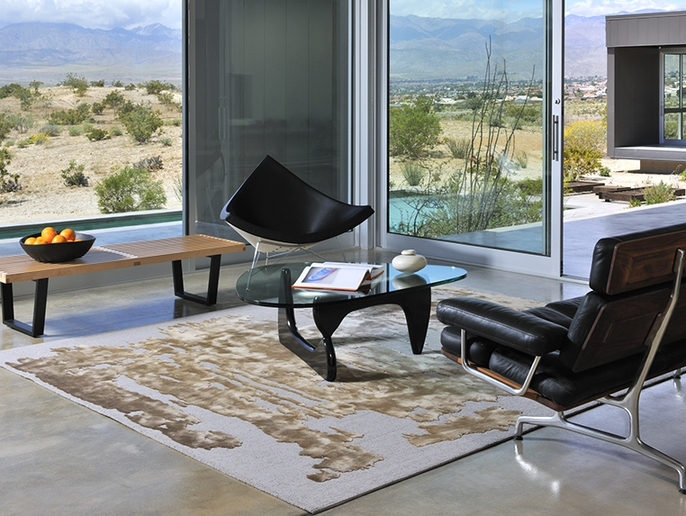 Black Noguchi Coffee Table Jpg