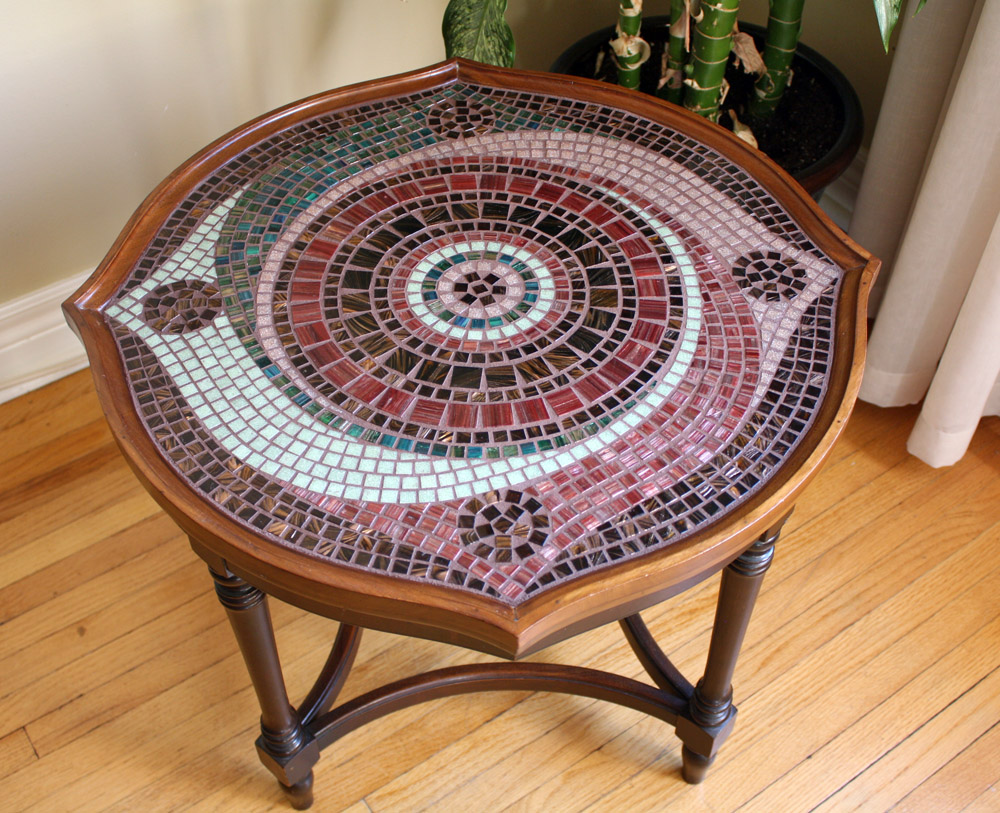 Mosaic Coffee Table Special Form
