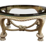 Unique Rope Coffee Table