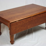 Cherry Drop Leaf Coffee Table