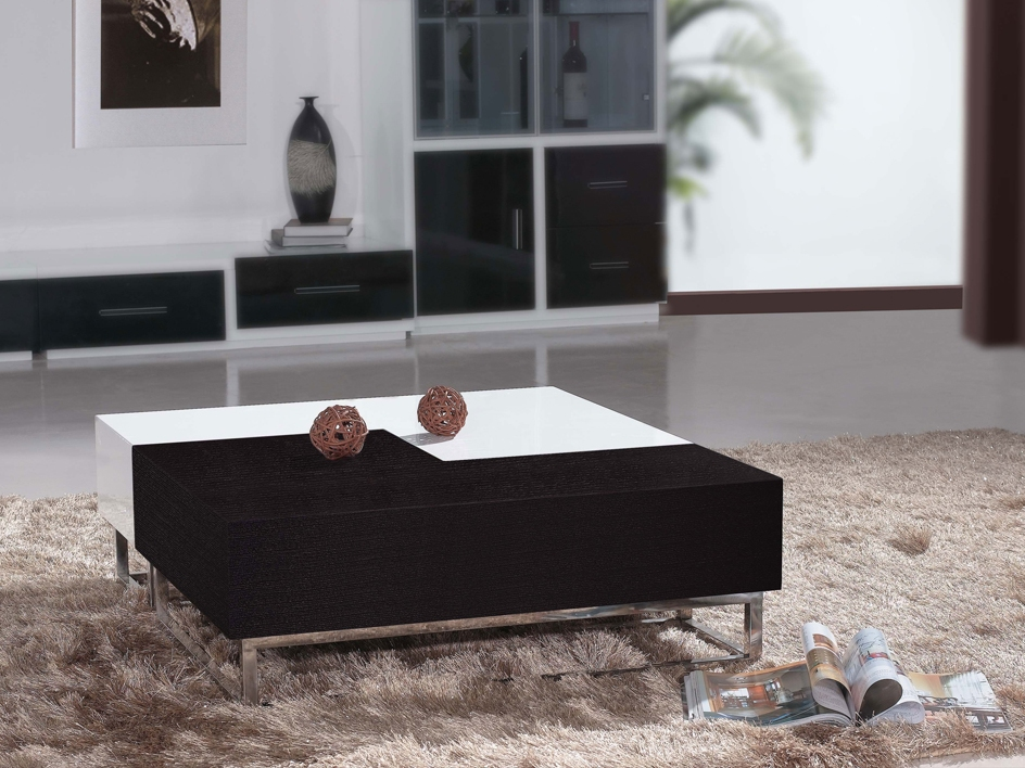 Contrast Living Room Coffee Table