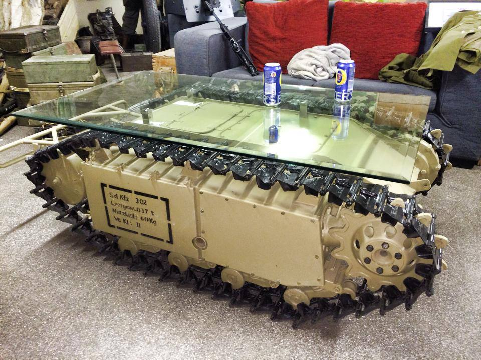 Cool Unusual Coffee Table