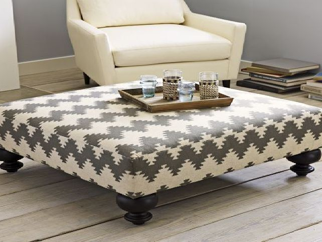 The Ottoman Coffee Table Tray Has A Number Of Recesses Biggest One Area Forms Plate For Main Course Small But Deep Hole May Contain