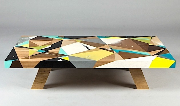 Unusual Coffee Table Design