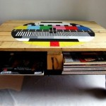 Unusual Pallet Coffee Table
