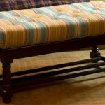 Motley Upholstered Coffee Table