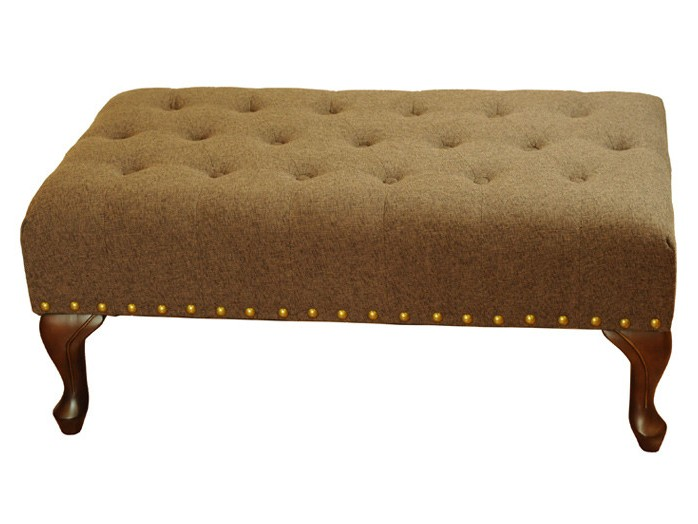 Elegant Tufted Ottoman Coffee Table