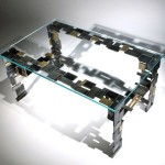 Fashionable Overstock Coffee Table