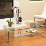 Glass Overstock Coffee Table