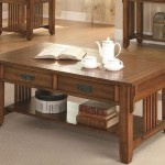 Noble Mission Coffee Table