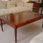 Sapele Mahogany Coffee Table