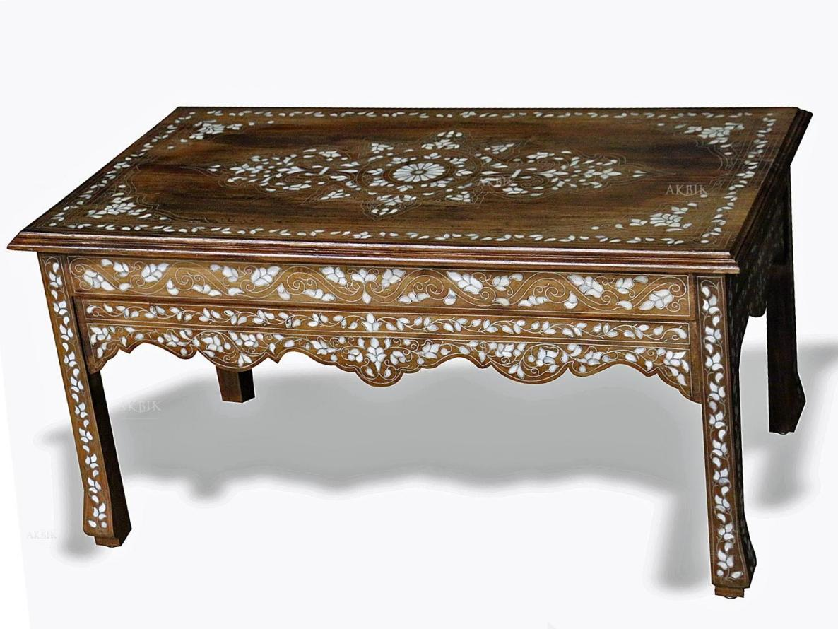 Amazing Moroccan Coffee Table