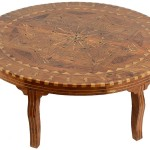 Antique Moroccan Coffee Table