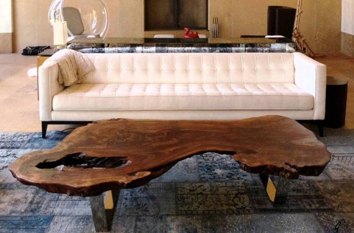 The Awesome Picture Below Is Segment Of Wood Slab Coffee Table Content Which Cled As Within Wooden Tables And Published At Март 22nd 2016 20 30 08
