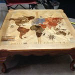 Map Cool Coffee Table