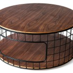 Original Design Round Coffee Table