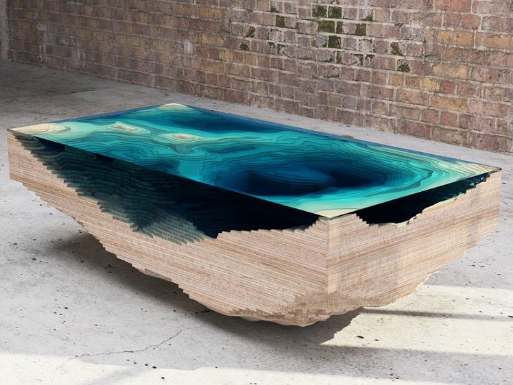 Unique Cool Coffee Table