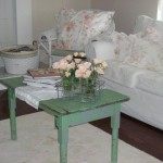 Country Shabby Chic Coffee Table