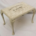 Elegant Shabby Chic Coffee Table