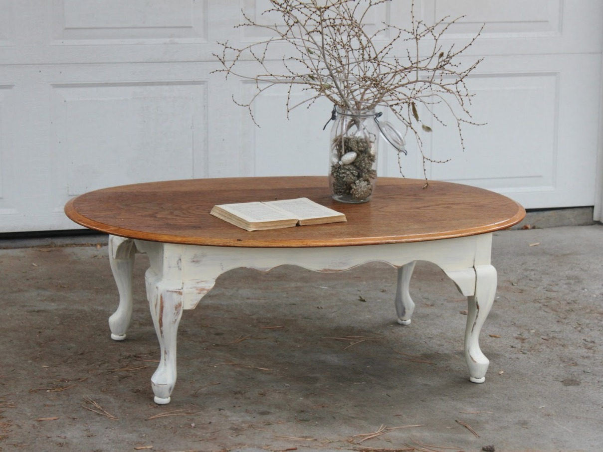 Exclusive Shabby Chic Coffee Table