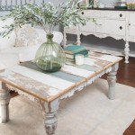 Fabulous Shabby Chic Coffee Table