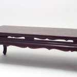 Graceful Chinese Coffee Table