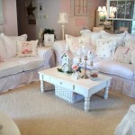 Lovely Shabby Chic Coffee Table