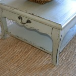 Marvelous  Shabby Chic Coffee Table