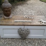 Original Shabby Chic Coffee Table