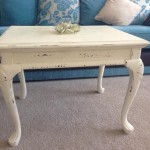 Tiny Shabby Chic Coffee Table