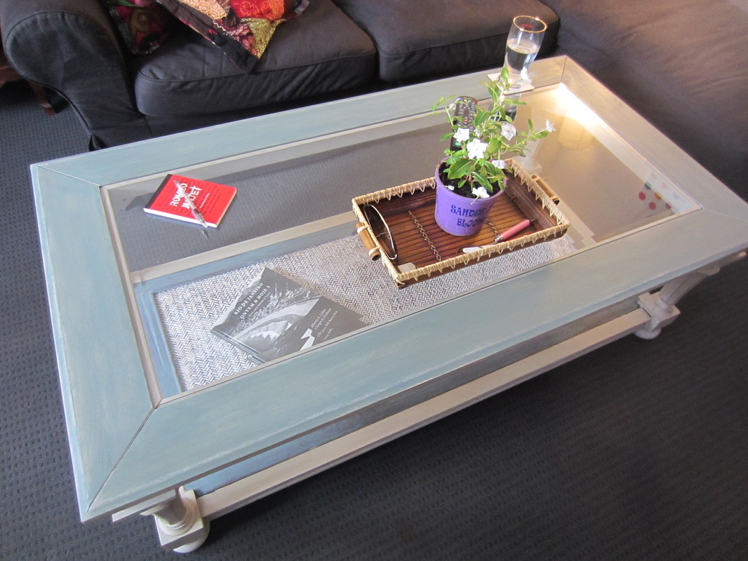 Trendy Shabby Chic Coffee Table