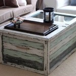 Trunk Shabby Chic Coffee Table