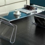 Acrylic Plastic Coffee Table