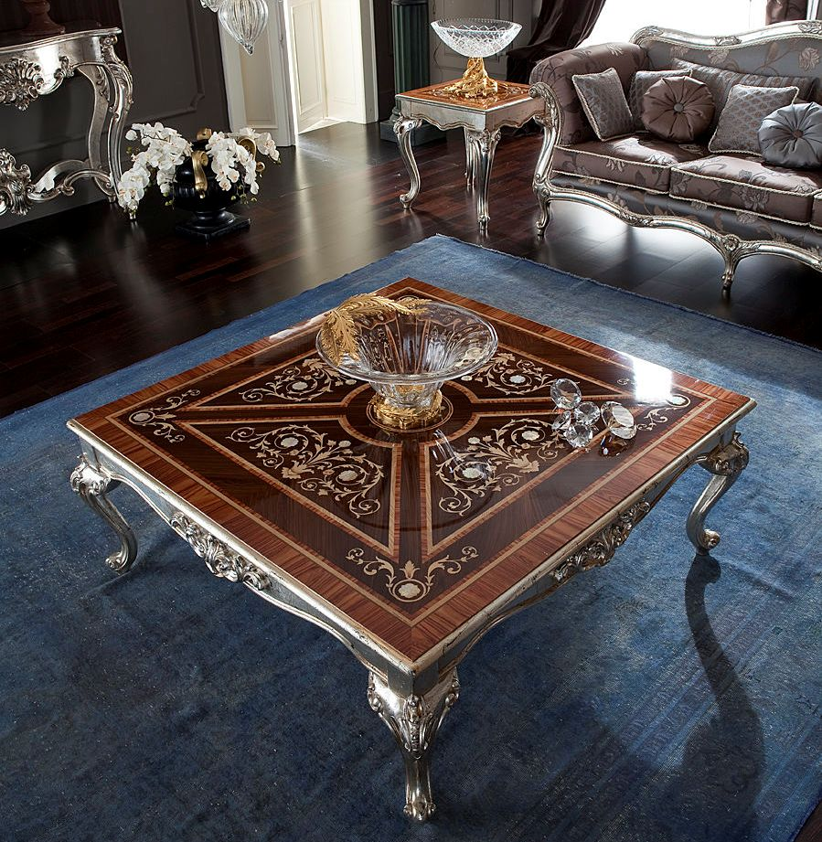 Antique Luxury Coffee Table