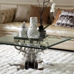 Luxury Coffee Table Decor
