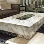Opulent Luxury Coffee Table